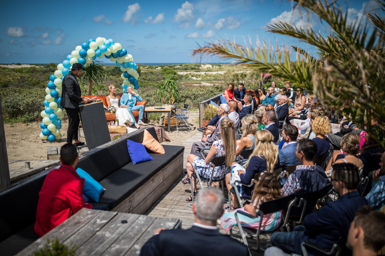 Strandbruiloft Hoek van Holland PLSTK Mooiste Moment Weddings