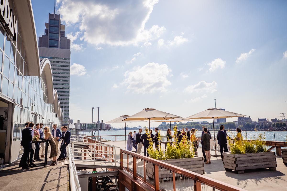 Trouwen Café Rotterdam